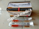 IV Catheter Intravena 14 g