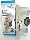 Deker Lutut Polycentric Hinged Knee Wrap Arround ROM 52014 Wellcare